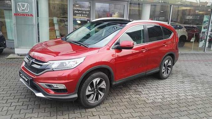 Honda  CR-V ECECUTIVE ADAS